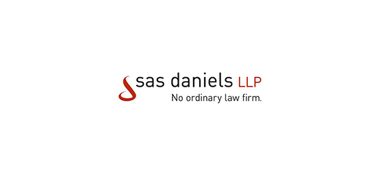 SAS Daniels Logo - Centered
